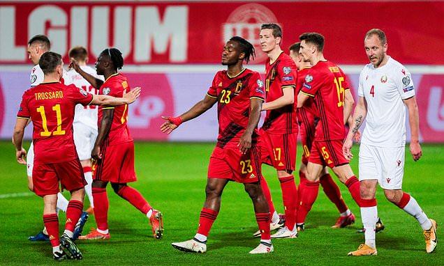 Belgium (National Football) | Bleacher Report | Latest News, Scores, Stats  and Standings