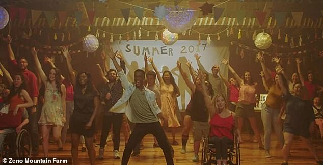 Summer 2017: Those not in New York for the festival honoring the creative expression of people with disabilities can stream Best Summer Ever on VOD starting April 27