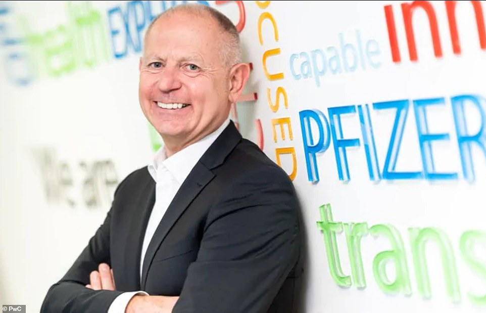 Pfizer's vice-president for global supply, Danny Hendrikse, described how the EU's export controls had affected the production of its vaccine and created 'some uncertainty'