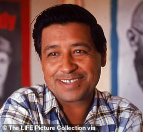 Cesar Chavez took a hard line on immigration, calling undocumented migrants 'wetbacks'