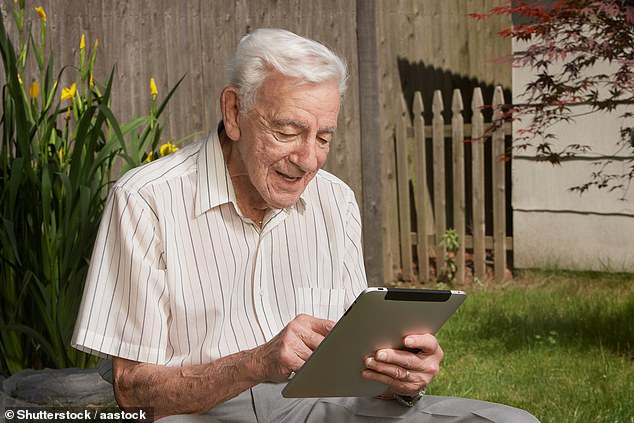 My father is going on 90 now so is he too old to put money in shares? (Stock image)