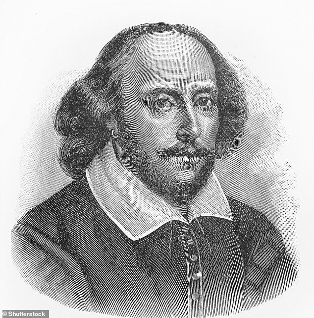 The English playwright, poet, and actor William Shakespeare, portrayed here in an illustration taken from Meyers Lexicon, is widely believed to have been the greatest dramatist of all time. He was also a master of empathy and had a 'sensitivity to psychological and social concerns' - so much so, that medics in training should read his works, Dr David Jeffrey suggests