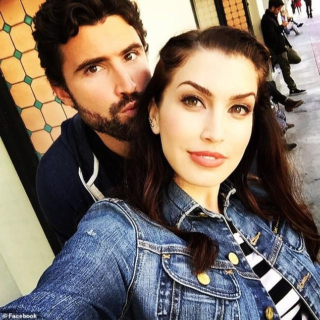 Ryan had gained fame on YouTube - under the character name Little Loca - with impersonations of celebrities.Ryan went on to have a sketch comedy show on VH1 Stevie TV, which was later canceled, and co-hosted a relationship talk show with Brody Jenner (above)