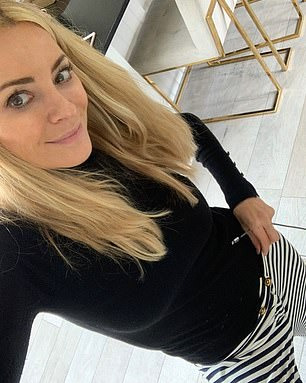 While many of us are struggling to fit into clothes from 20 weeks ago, after lockdown laziness, Tess Daly boasts she can still wear outfits that are two decades old