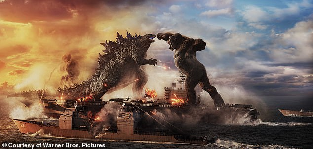 The notion of an irresistible force confronting an immovable object has excited storytellers for centuries, and now we have Warner Brothers to thank for abbreviating it to Godzilla vs Kong