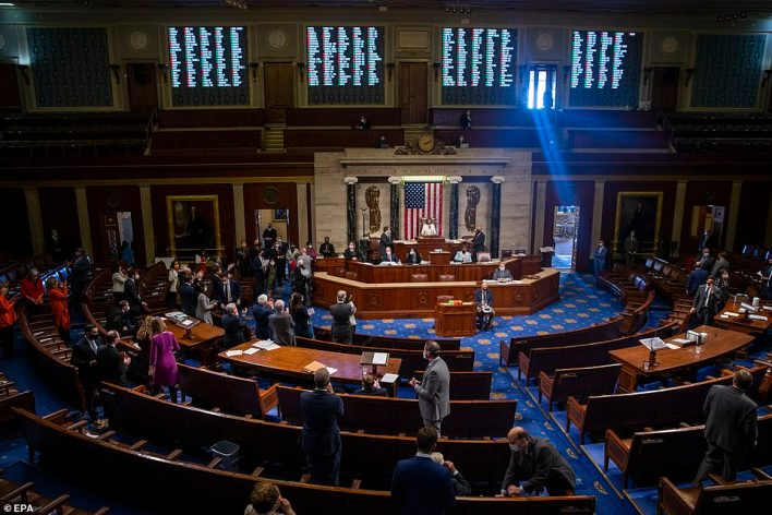 Multiple sources, including two people who said they had been shown the compromising photos first hand, told CNN , the 38-year-old congressman displayed the images of the women on his phone including while he was on the House floor (above)