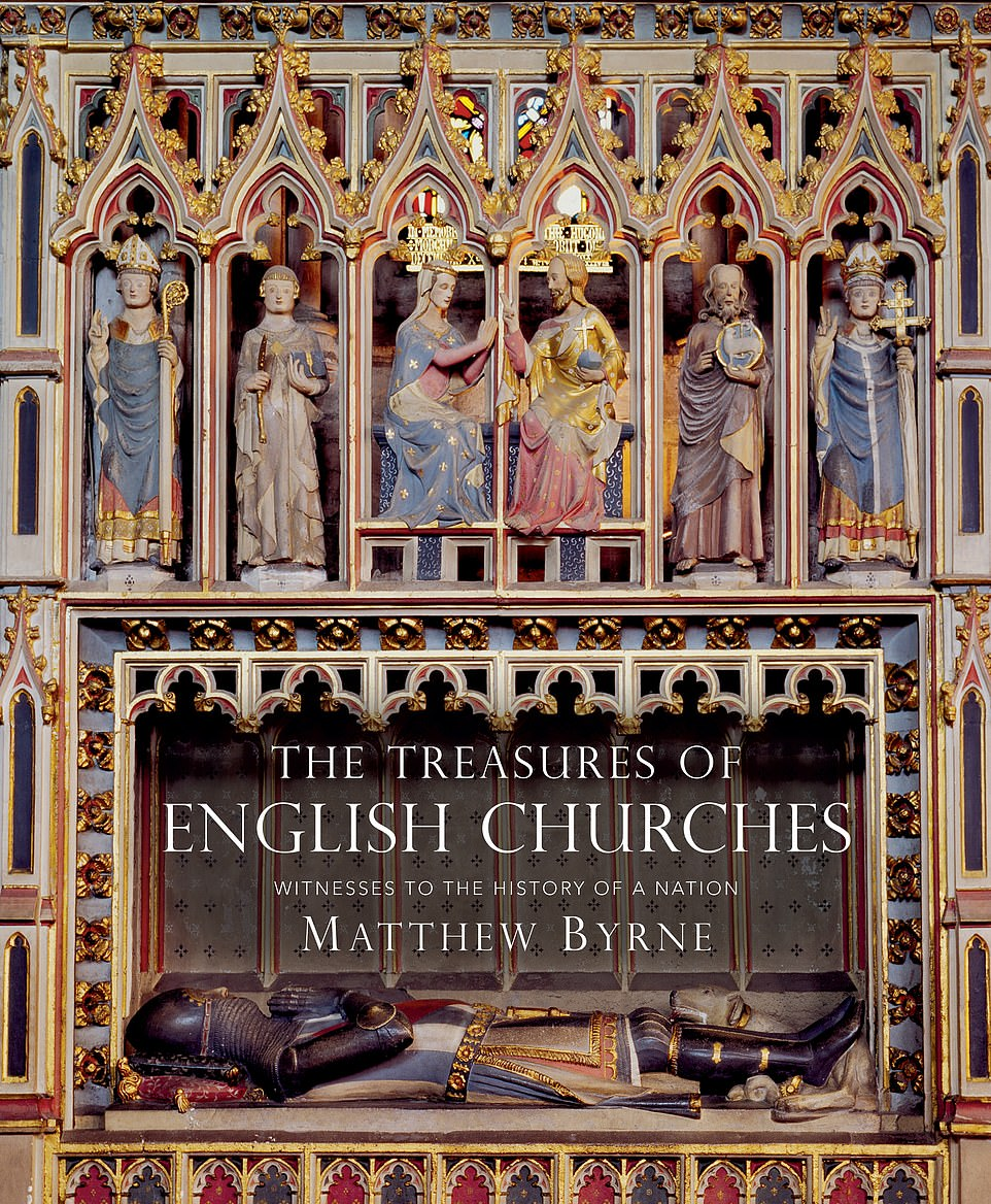 The Treasures of English Churches (Shire Publications) is published in association with The National Churches Trust, a national, independent charity dedicated to supporting church buildings across the UK with sponsorship courtesy of CCLA Investment Management. For more information, visitwww.nationalchurchestrust.org/churchtreasures