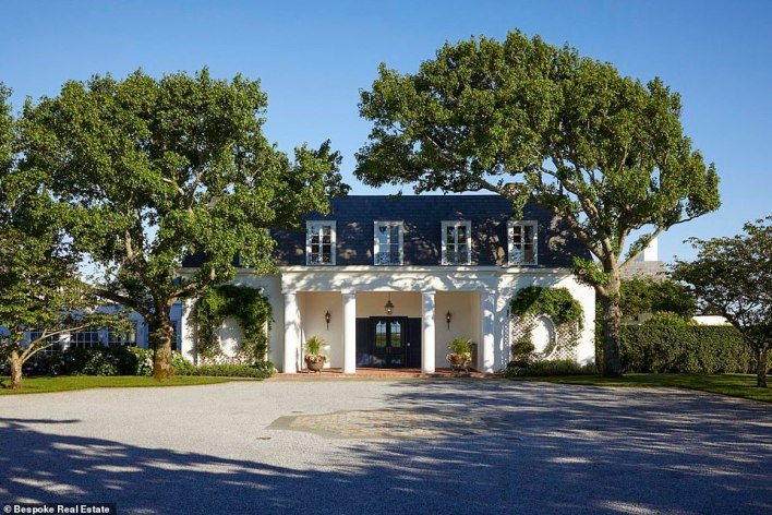 The home, built by Henry Ford II in 1960, was originally listed for $175million