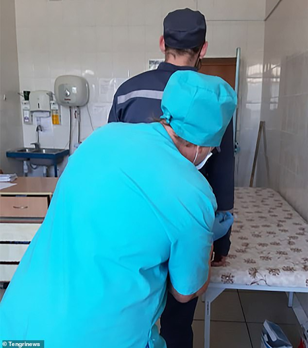 A total of 25 convicted paedophiles are currently awaiting forced castration in Kazakhstan, the country's government has announced