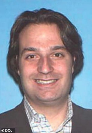 Brian Walshe, 46 (pictured), pleaded guilty on Friday to four counts including wire fraud and interstate transportation for a scheme to defraud, and faces up to 50 years in prison