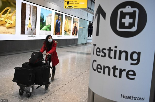 The Prime Minister is expected to unveil a roadmap for easing a ban on non-essential travel on Monday, though Downing Street sources have said Mr Johnson would not commit to reopening of travel to some popular European holiday spots due to fears of a third wave of Covid-19