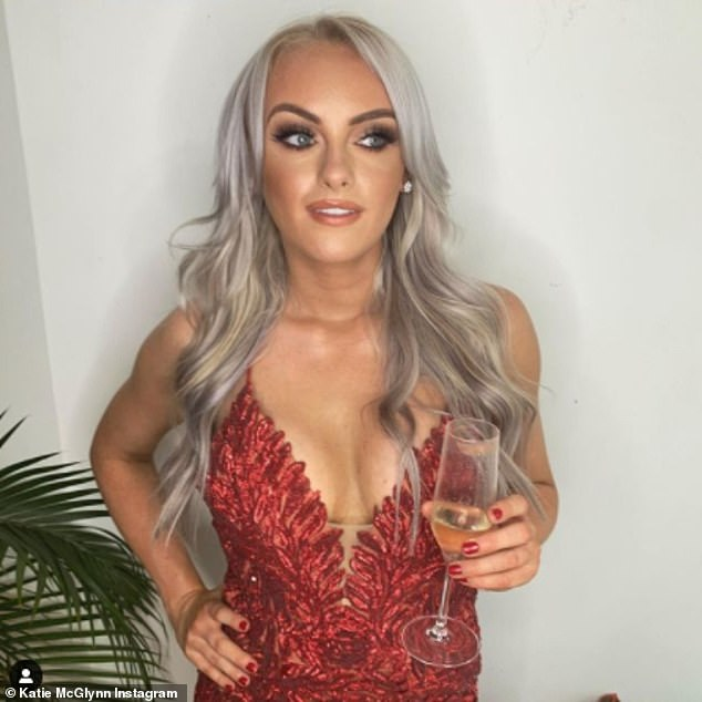 Sinead, who?Katie previously said that men expect her to be her late Coronation Street character Sinead Tinker and are 'surprised' when they realise she's different