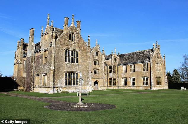 The group, described as a forum where members can 'discuss their concerns about the future of the charity', says visitors should not leave venues feeling their history has been 'demonised'. Pictured: Barrington Court, Somerset
