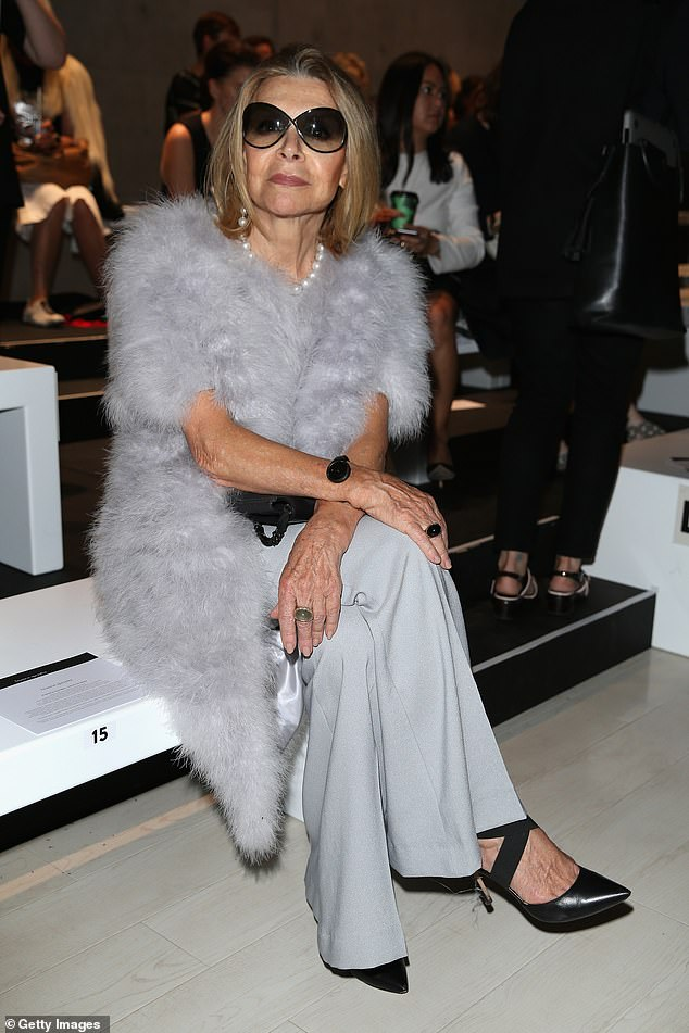 'Carla is Australia's most successful and enduring fashion designer, launching her eponymous label in 1965,' read a statement following her death