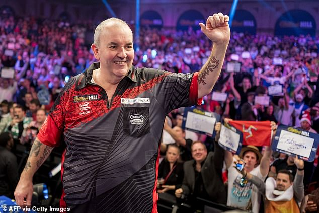 Darts all-time great Phil Taylor will make his oche return at a brand new tournament in 2022