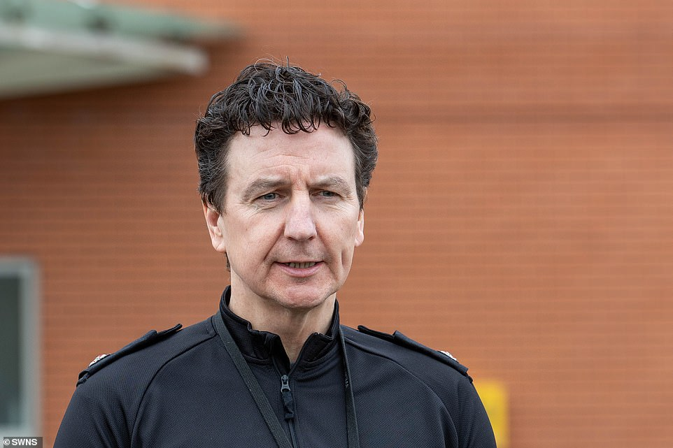 Superintendent Phil Asquith, from the Sandwell Neighbourhood Police Team provided further details on the investigation this morning