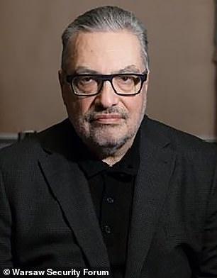 Military analyst Pavel Felgenhauer