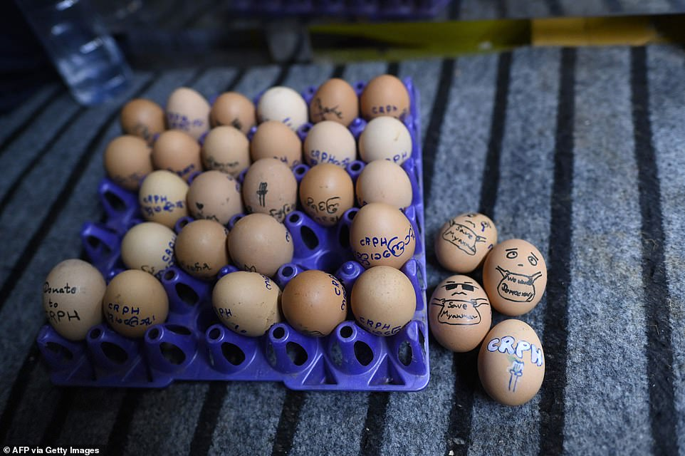 One Facebook group promoting the egg protest urged people to be respectful of Christian traditions on Easter Sunday