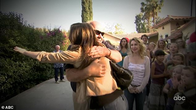 RIP:McPhee dedicated her performance to her TV producer father Daniel, who passed away in July 2018