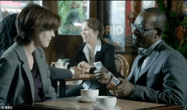 An affair to forget!Jackie Laverty – played by Gina McKee in season one – was a property developer having an affair with DCI Tony Gates [Lennie James], using her business to launder drug money for the OCG