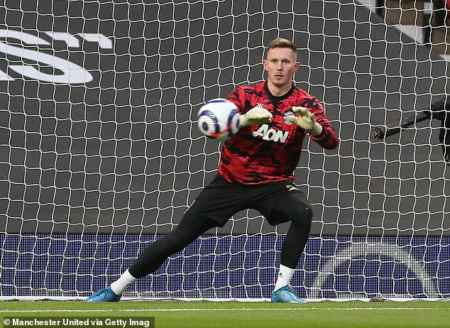 Dean Henderson is widely recognised as United's number one and is backed by his teammates