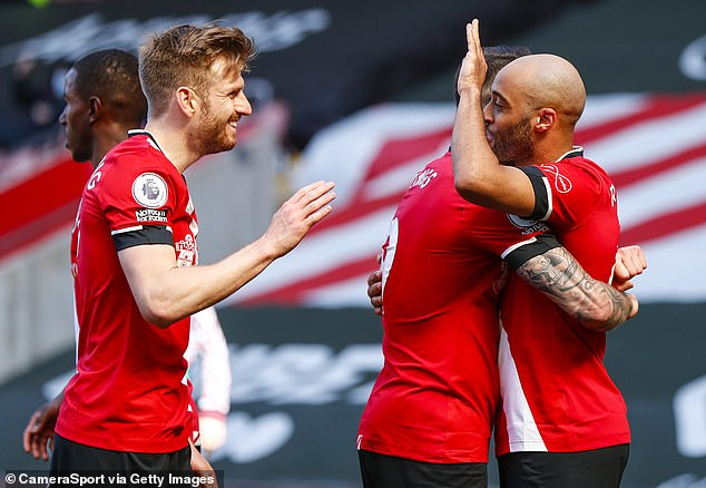 Southampton came from 2-0 down to secure a 3-2 victory over Burnley on Sunday