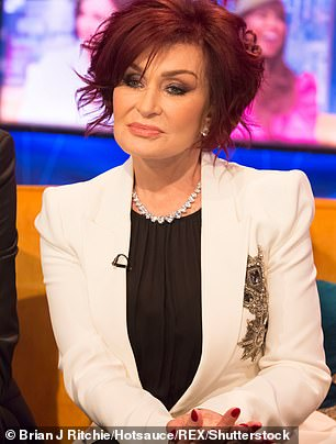 The Talk former co-host Sharon Osbourne