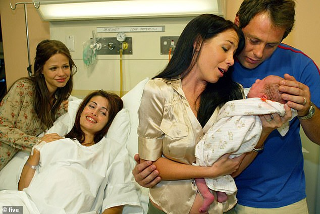 Fan favourite: Kate starred on Home and Away from 1988 to 2008. She reprised her role as Sally Fletcher briefly in 2013