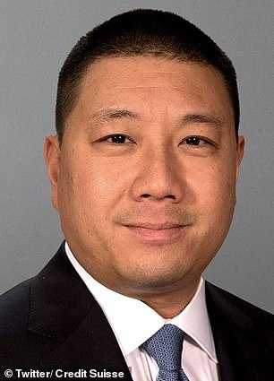 Brian Chin, CEO of its investment bank, is also stepping down
