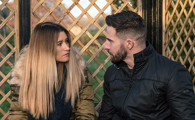 The role: After Charity Dingle (Emma Atkins) was revealed to have given birth to son Moses in prison, Ross was discovered as the baby's father