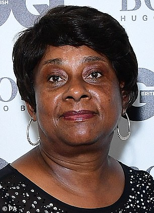 Baroness Doreen Lawrence (pictured) said the authors of the report are 'not in touch with reality'