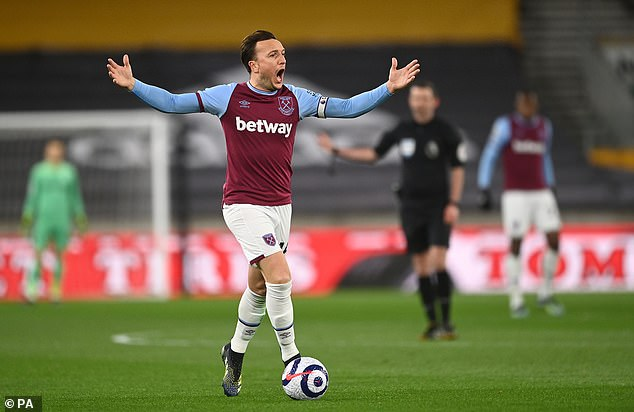 West Ham's Mark Noble would love to deliver Champions League football in his last season