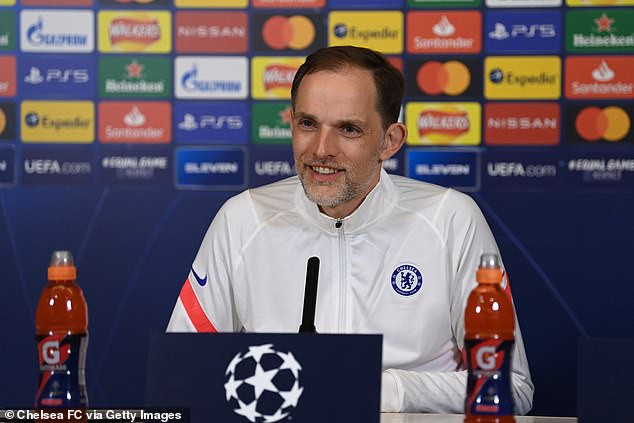 The double injury boost will be welcome news to Chelsea manager Thomas Tuchel