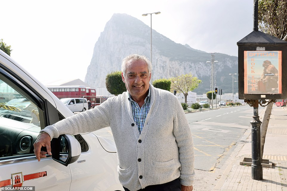 Charles Catania, 67, who still works as a cabbie despite drawing a pension, said: 'The pandemic has hit everyone hard and most of my colleagues have survived with the help of government assistance. We're still earning a fraction of what we were'