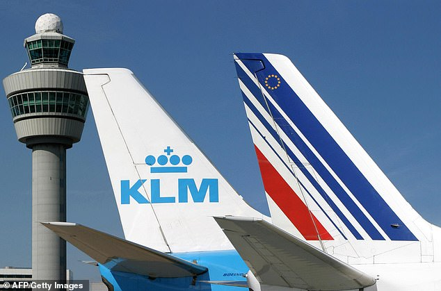 The FrenchThe government will increase its stake inAir France-KLM from 14.3 per cent to as much as 29.9 per cent