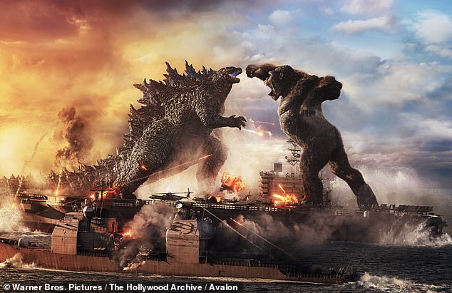 Godzilla vs Kong raked in £23m in the US over its three-day opening weekend ¿ even though it was also available on streaming services, and social distancing meant cinemas weren¿t full