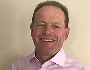 Stepping down: M&G chairman Mike Evans
