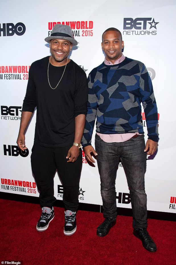 The feature film is being produced by Ye's collaborators Clarence 'Coodie' Simmons and Chike Ozah, photographed in 2015. The duo worked with Kanye on his Through The Wire video in 2003 and Simmons has been filming the artist since the late 1990s. 1990, according to Billboard