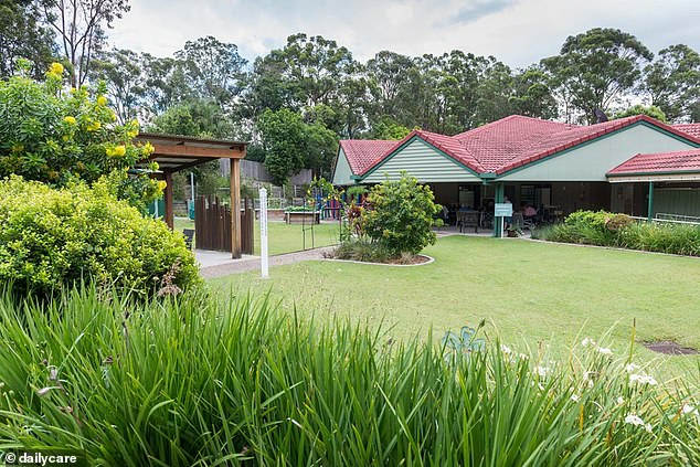 The Blue Care Springwood Yurana Aged Care Facility where an 82-year-old woman died the same day she received a Pfizer coronavirus vaccine