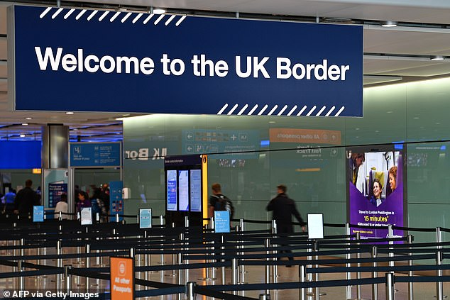 In a normal year the Passport Office deals with approximately seven million applications but in 2020 the number was just over four million
