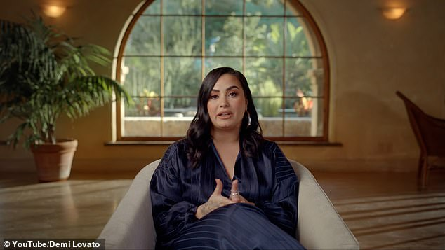 Candid: Demi's new documentary and corresponding music project - Dancing With The Devil - is based on her recovery