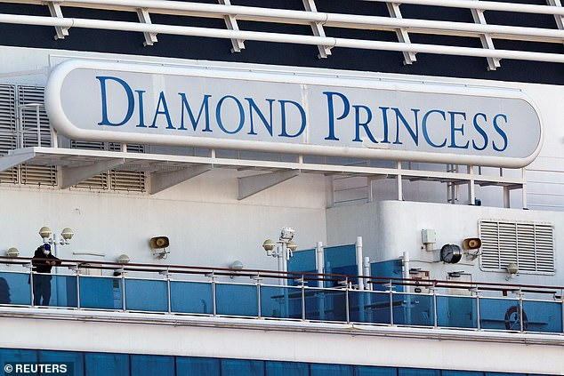 One customer due on the Diamond Princess Cruise was made to wait over a year for a refund