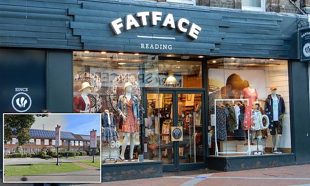 FatFace fue contactado por un detective de la policía de Hampshire (recuadro) en abril de 2020 sobre vulnerabilidades dentro de sus sistemas de TI.