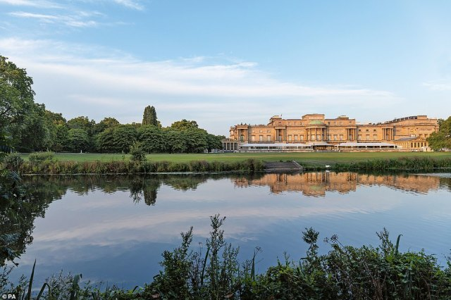 Self-guided garden tours will now be on offer from July to September, giving the paying public the chance to wander through the Queen's private 39-acre site