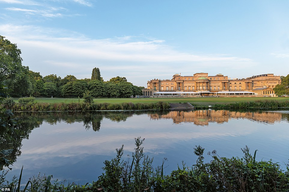 Self-guided garden tours will be on offer from July to September, giving the paying public the chance to wander through the Queen's private 39-acre site