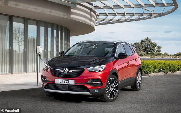 The Grandland X is one of the models in Vauxhall's growing SUV range. The hybrid 1.6 Elite Nav 5dr Auto is likely to be the most discounted, given that it costs a whopping £41,370. Some 16% off means it will be cut to a reasonable £35,000