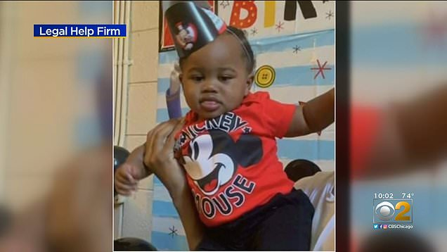 Toddler shot in face and jaw during road rage attack