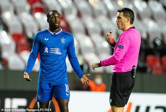 Rangers midfielder Glen Kamara has revealed that he is being more and more racistly abused 'every day, easily'
