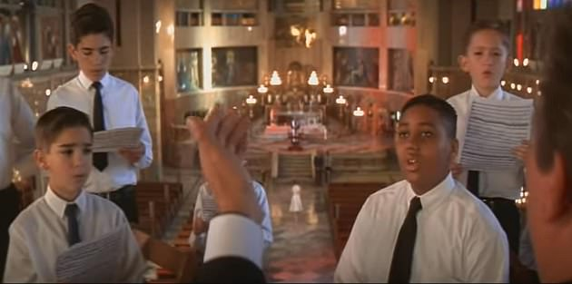 Tarver's family have revealed he had an accident early Friday morning in Dallas along the George Bush Toll Freeway.  Tarver (right, foreground) is seen as a young boy in the movie Romeo + Juliet