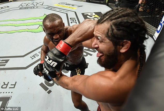 The welterweight king has been accused of taking the 'money fight' with Masvidal a big draw